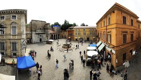 Italijanski trg na Kosutnjaku