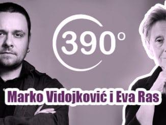 Marko Vidojković 390 stepeni