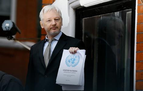 Assange-UN