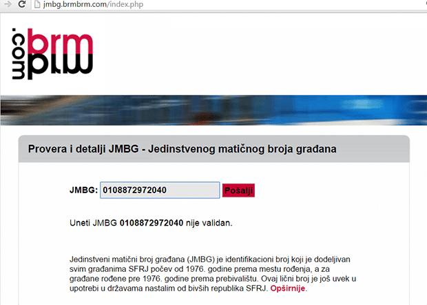 JMBG-Sretan Brankovic-nije-validan-1