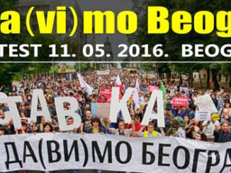 Protest-u-Beogradu--Fantomke-vam-nece-proci---VIDEO