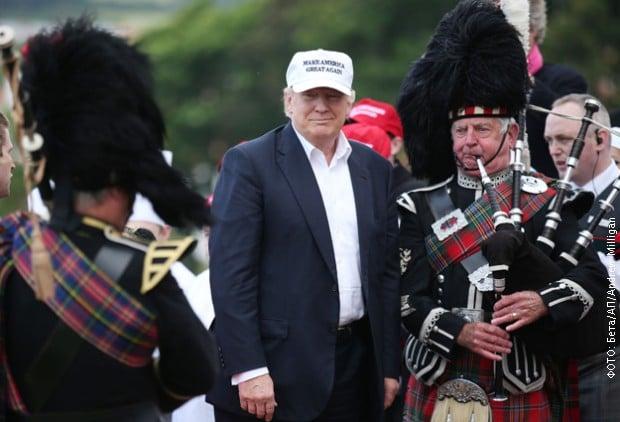 Tramp-U-skotskoj