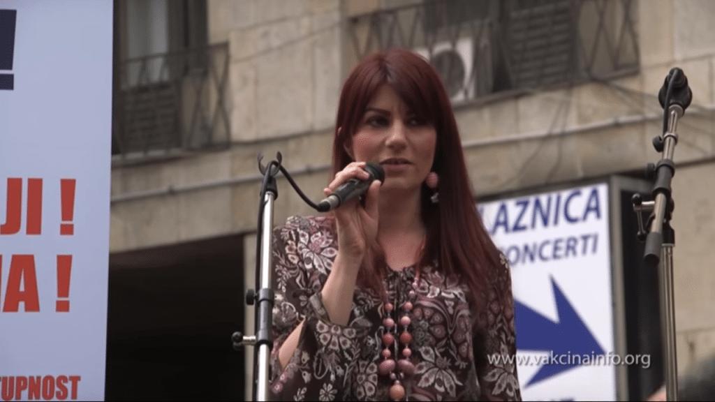 Za-slobodu-izbora---dr-medicine-Jovana-Stojkovic---Protest-gradjana-za-neobaveznu-vakcinaciju