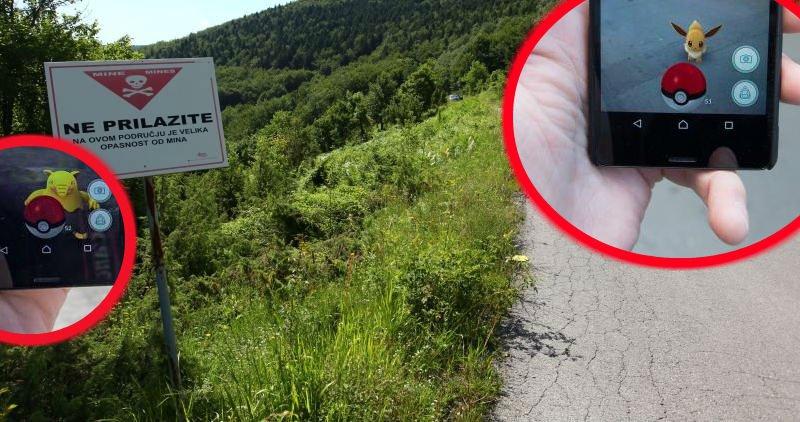 Pokemon vise od igre u Bosni ljudi zbog Pokemona poceli ulaziti u minska polja