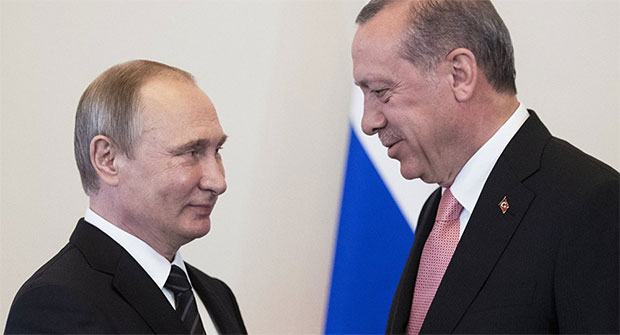Putin i Erdogan menjaju sliku sveta! Istorijski dogovor Rusije i Turske