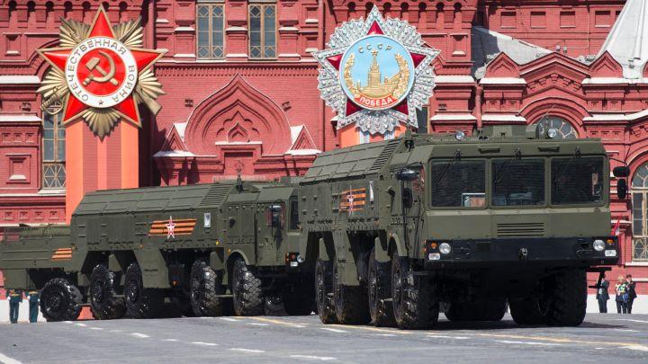 iskander-missile