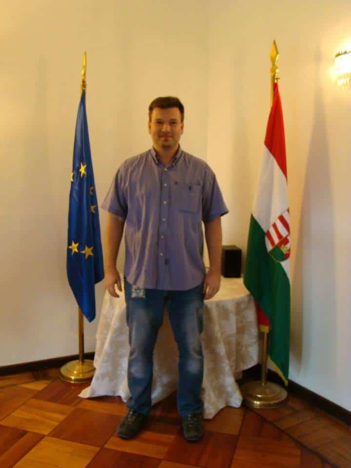 Aleksandar Čiglovski, Foto: Facebook