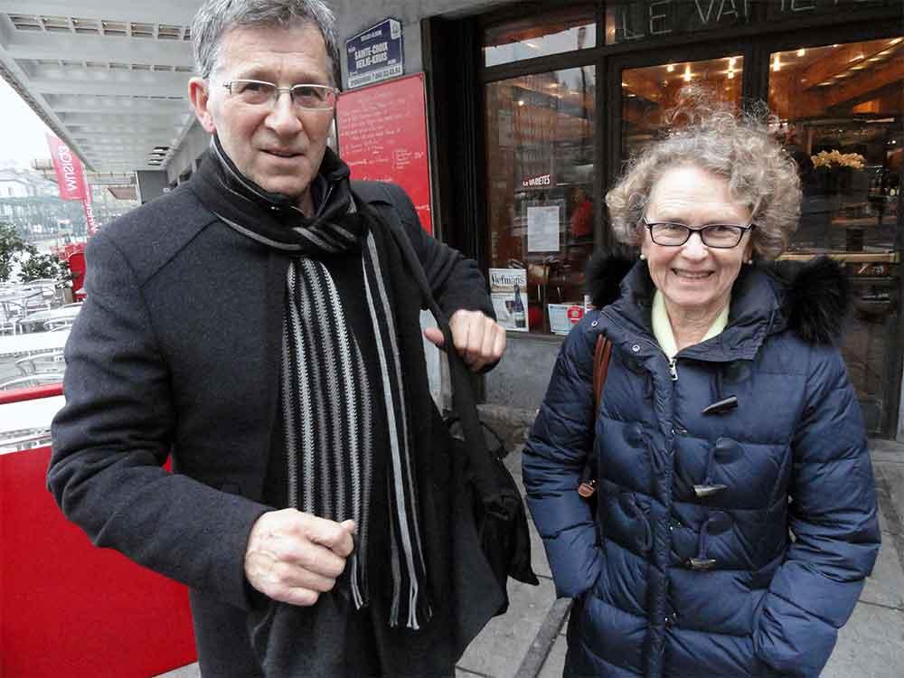 Srećko Sladoljev & Helen Kimball-Brooke
