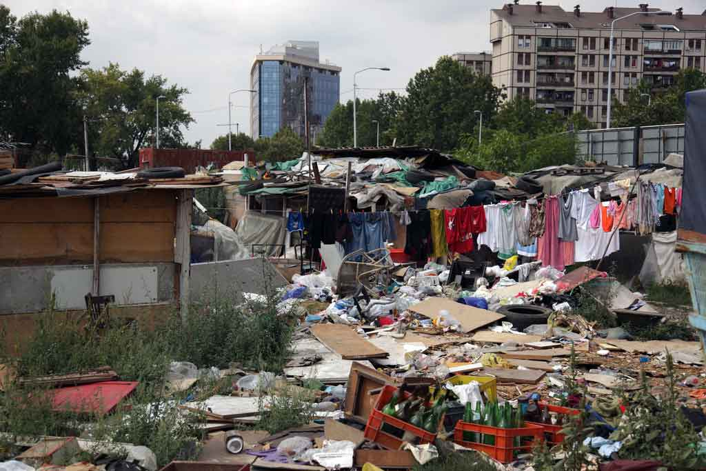 Another Brick In The Wall: Poverty in Serbia
