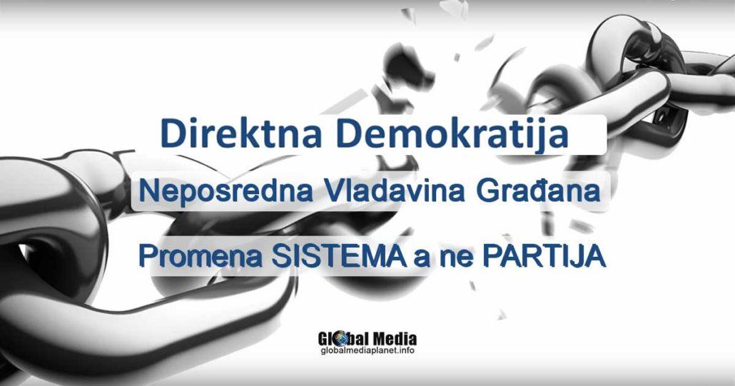 Direktna Demokratija - San ili Nužnost