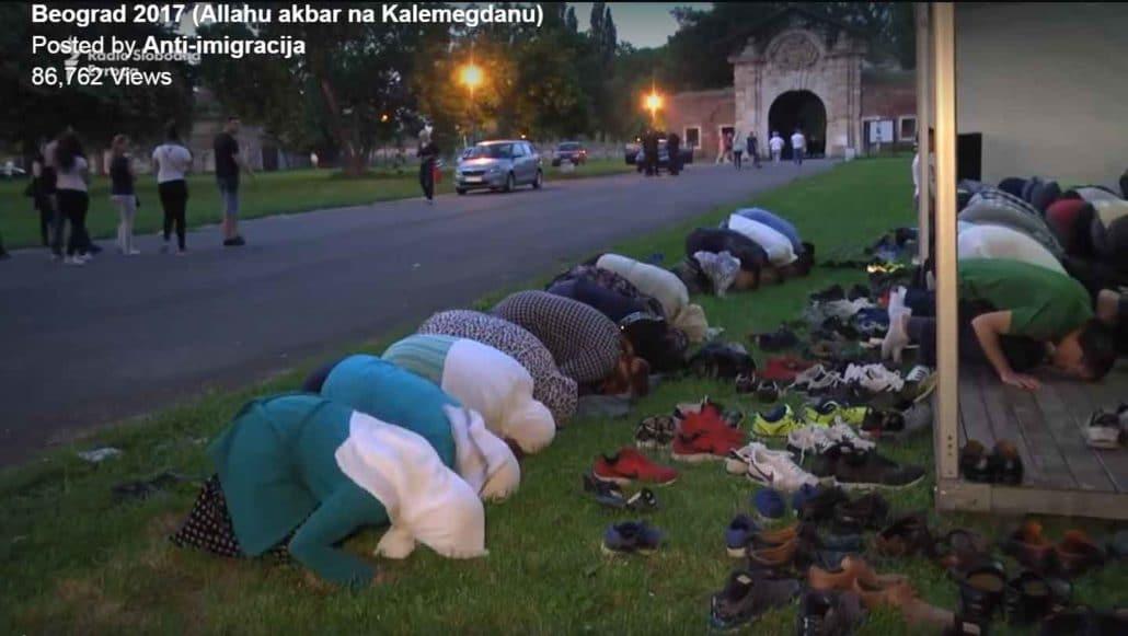Allah Akbar ori se prestonicom Srbije - Neobične aktivnosti čelnika grada Beograda