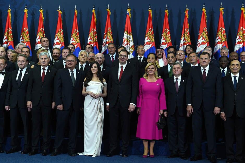 Kolinda Grabar Kitarović - prva dama Evrope na slici sa prvim lopovom Evrope pronađite sami