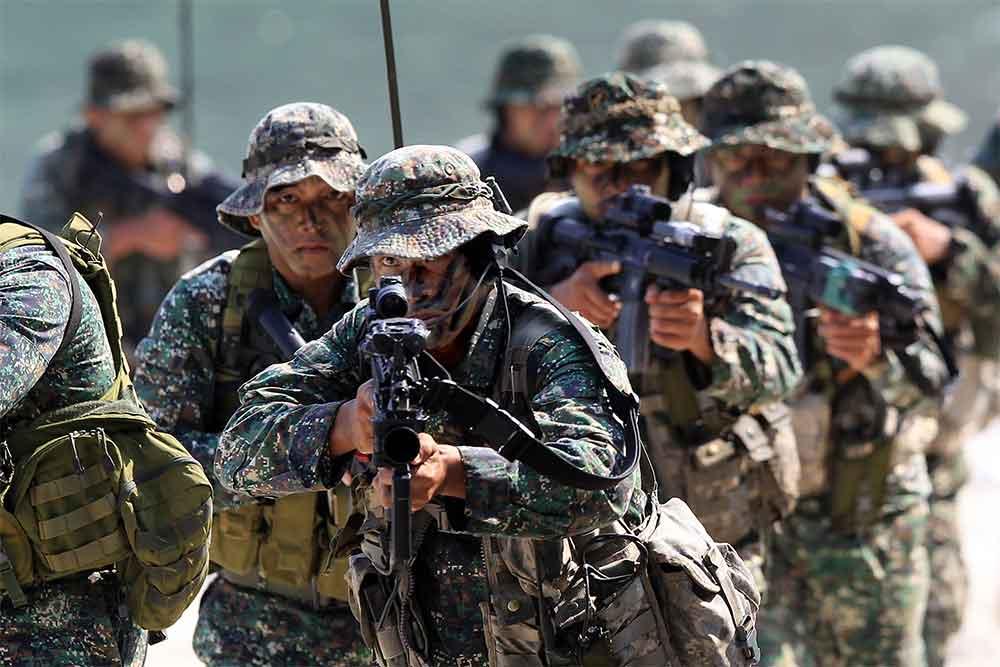 Američka vojska Srbija NATO vežba Platinasti vuk 17 baza Jug Bujanovac
