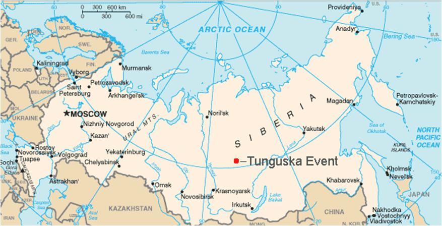 Tunguska oblast