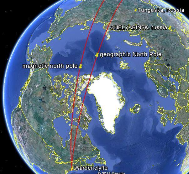 Tunguska - put od Wardenclyffe Teslinog Tornja na Long Island-u do centra Sibira