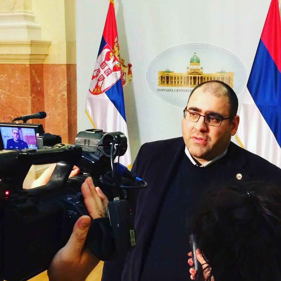 Vladimir Đukanović saopštenje