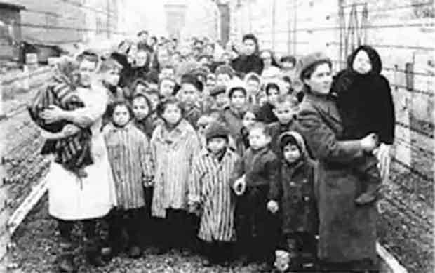 Samo raditi svoj posao - Children of Aushwitz