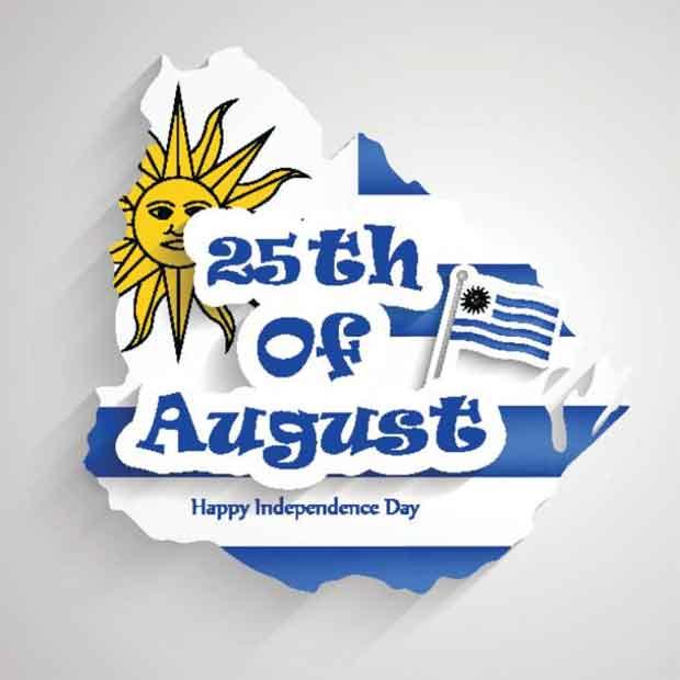 Uruguay celebrates Independence Day