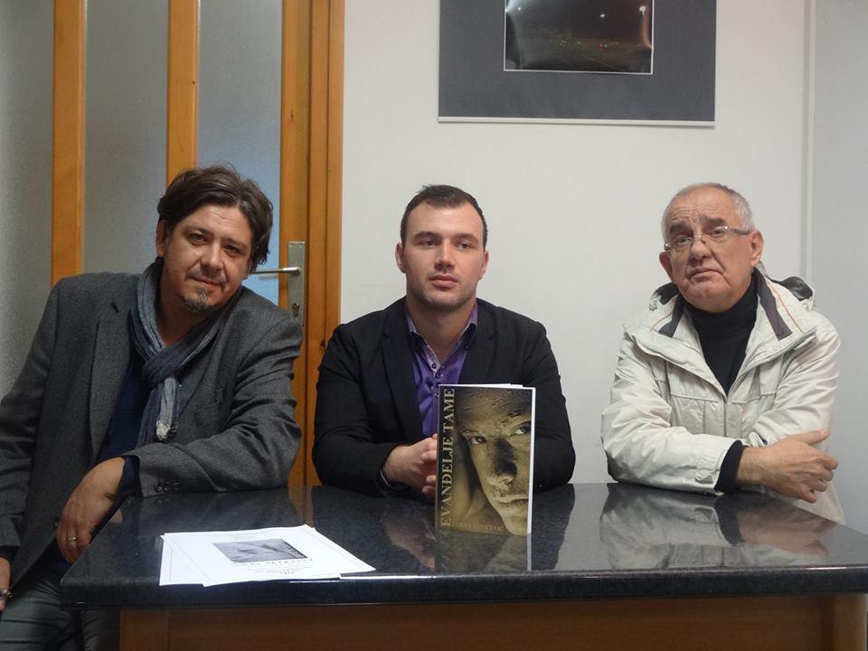 Zoran Antičević - S promocije knjige u Puli
