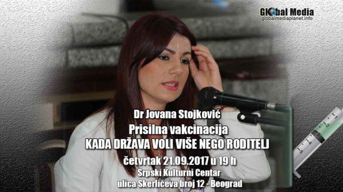 Dr Jovana Stojković