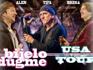 Bijelo Dugme USA Tour