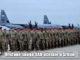 Oružane snage SAD dočekane na aerodromu Batajnica hlebom i solju