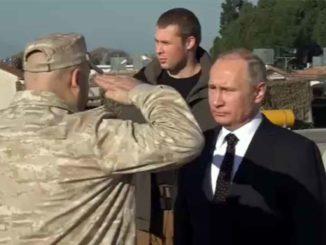 Putin u Siriji proglasio pobedu i naredio povlačenje ruske vojske