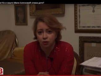 prof dr Mila Aleckovic