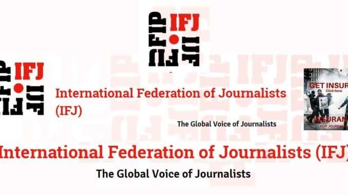 Međunarodna Federacija Novinara