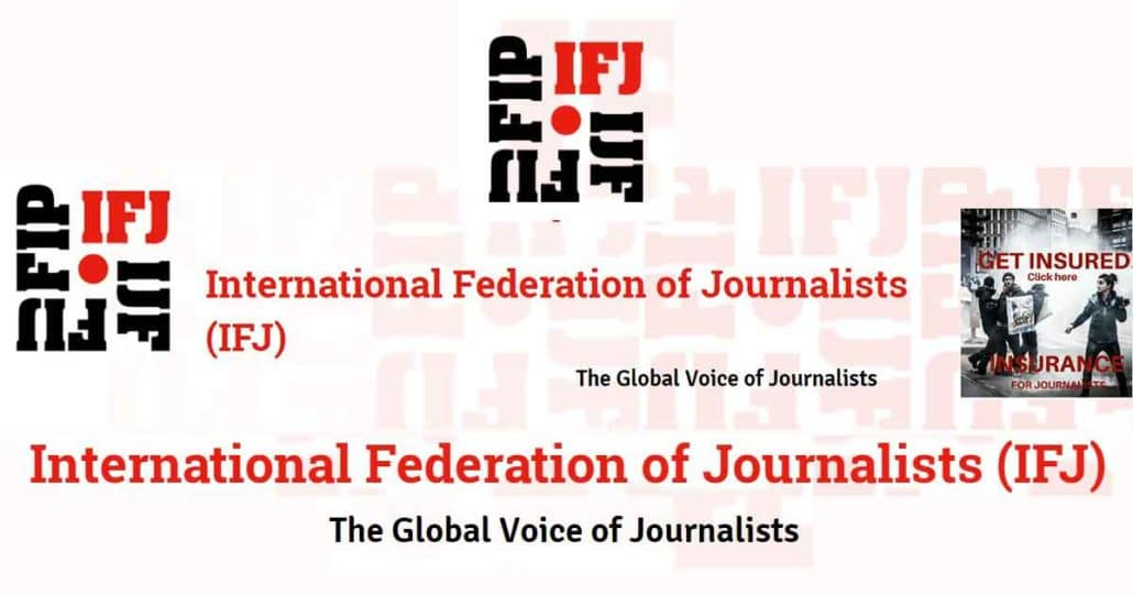 Međunarodna Federacija Novinara - International Federation of Journalists (IFJ) - The Global Voice of Journalists