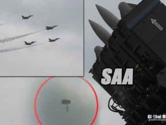 Izrael napao Siriju - Sirija oborila nekoliko izraelskih F16, traga se za pilotima