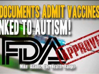 vakcine uzrokuju autizam