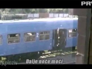 Heroj iz Rumunije: ZAUSTAVIO NATO VOZ KOJI JE IŠAO KA JUGOSLAVIJI! Dok je trajalo bombardovanje Jugoslavije jedan blindirani voz se kretao ka Srbiji. 19 vagona krcatih NATO vojnicima i najsavremeniim radarskim sistemima prešli su pola Evrope. I stigli do poslednje stanice - selo Pjelešti