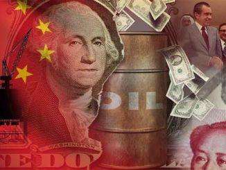 """OVO JE PRAVI ODGOVOR PEKINGA NA TRAMPOVE """"SANKCIJE"""": Kraj petrodolara! Kinezi puštaju u opticaj zlatni petrojuan!"""