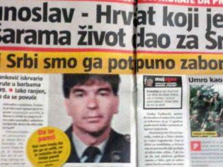 Hrvat koji je dao život za Srbiju - Heroj sa Košara - VIDEO svedočenje