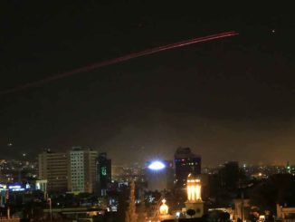 Sirijska PVO odbila je noćas nove raketne udare. Sirijski protivavionski topovi uništili su devet raketa. Više: