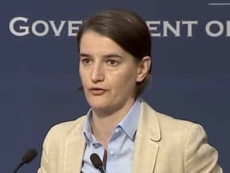 Ana Brnabic said that whistleblowers are important and courageous and that the duty of the state is to protect and support them