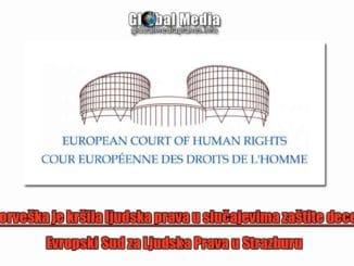 NORVEŠKA JE KRŠILA LJUDSKA PRAVA U SLUČAJEVIMA ZAŠTITE DECE! - Zaključio je Evropski Sud za Ljudska Prava u Strazburu