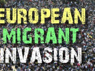 European Migrant Invasion
