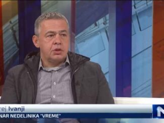 """Ivanji: Protesti će propasti ako ih opozicija preuzme. PROTESTI: """"Ljudi ne idu tamo zbog opozicije - ljudi idu tamo zato što im je dosta da ih prave budalama"""" - Andrej Ivanji"""