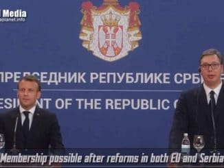 french-president-emanuel-macron-visited-serbia