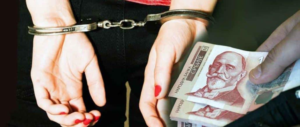 Uhapšena direktorka Centra za socijalni rad - Neovlašćeni pristup podacima koji se prema Zakonu smatraju službenom tajnom