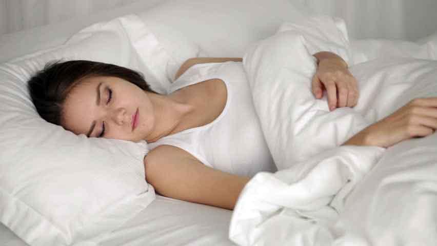 Normalan, neprekinut san u svim svojim fazama je najvažnija stavka za dobro zdravlje.