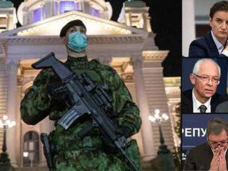 Predsednik, Premijer i Struka - svesno krše Ustav i ljudska prava?