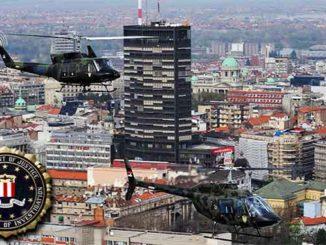 Hapšenja i pretresi po Srbiji, učestvuje FBI