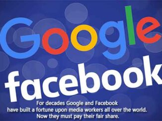 IFJ: Australia - Facebook is to ban users from sharing news on its platforms if a draft bill to make them pay for news content becomes law. We call on lawmakers to ensure tech giants pay a fair share for the content they are exploiting for free. For decades, Google and Facebook have built a fortune upon media workers all over the world. Now they must pay their fair share. We condemn Facebook's threats, which should not deter the Government from continuing to implement the mandatory code.