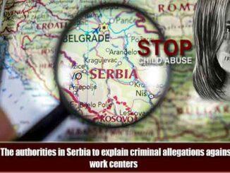 UNESCO: Serious criminal activities in social work centers in Serbia.