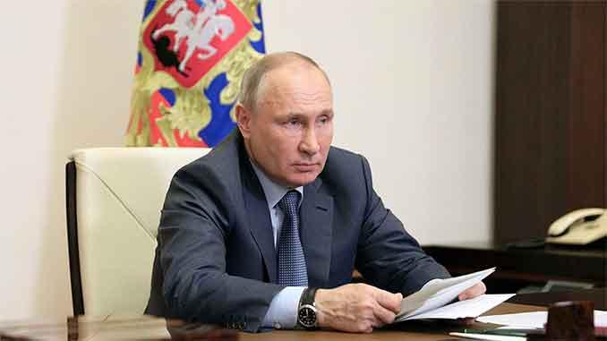 Putin | Photo: © РИА Новости / Сергей Ильин